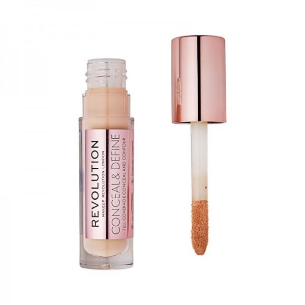 Makeup Revolution - Concealer - Conceal and Define Concealer - C8