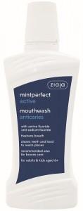 Ziaja - Mundwasser - Mintperfect Active Anticaries Mouthwash