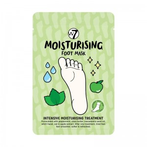 W7 - Fußmaske - Moisturizing Foot Mask
