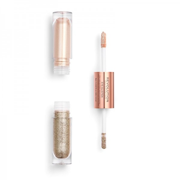 Revolution - Liquid Eyeshadow - Eye Glisten - Its Fate
