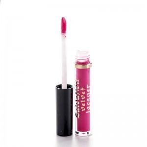 Makeup Revolution - Flüssiger Lippenstift - Salvation Velvet Lip Lacquer - You took my love