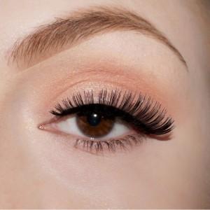 lenilash - False Eyelashes - Black - Human Hair - Nr.144