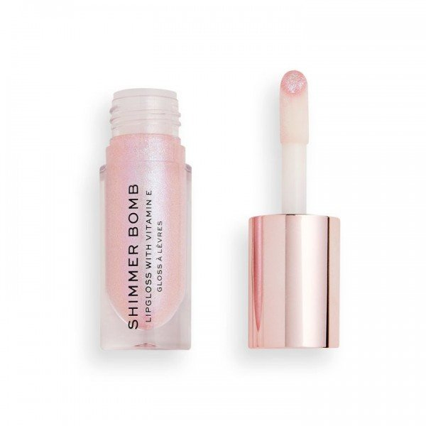 Revolution - Lip Gloss - Shimmer Bomb Lipgloss - Sparkle