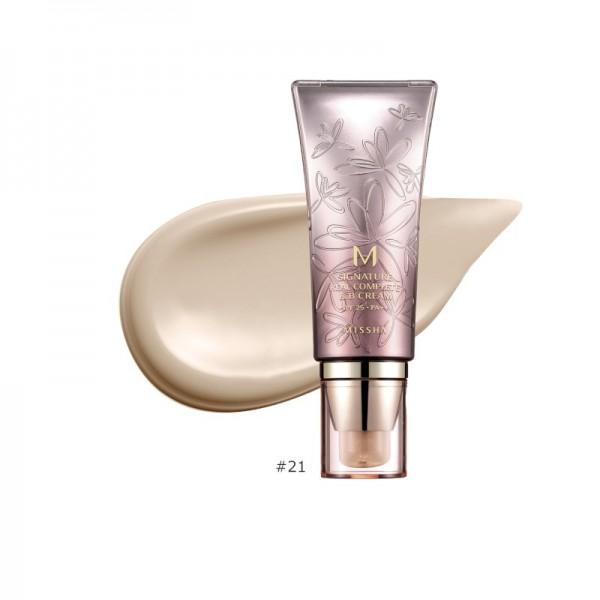 MISSHA - BB Cream - M Signature Real Complete BB Cream - SPF25 - No.21/Light Pink Beige