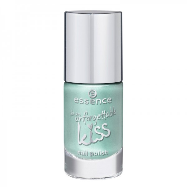 essence - Nagellack - like an unforgettable kiss - nail polish 02 - always on my mint