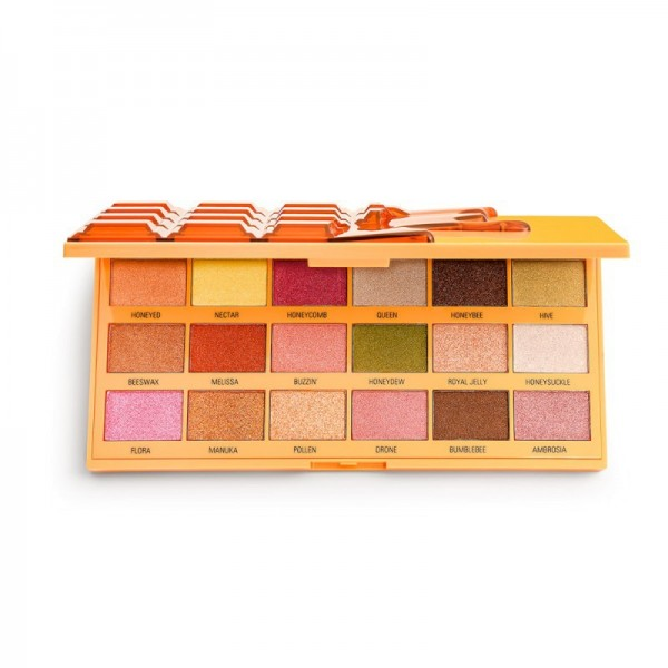 I Heart Revolution - Honey Chocolate Palette