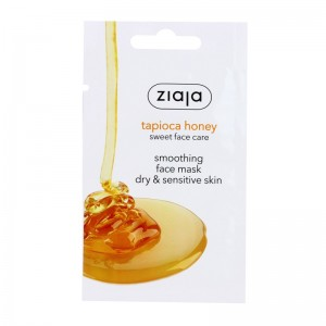Ziaja - Gesichtsmaske - tapioca honey face mask