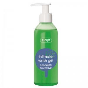 Ziaja - Gel detergente intimo - Intimate Wash Gel Dispenser Protective Dandelion - 500ml