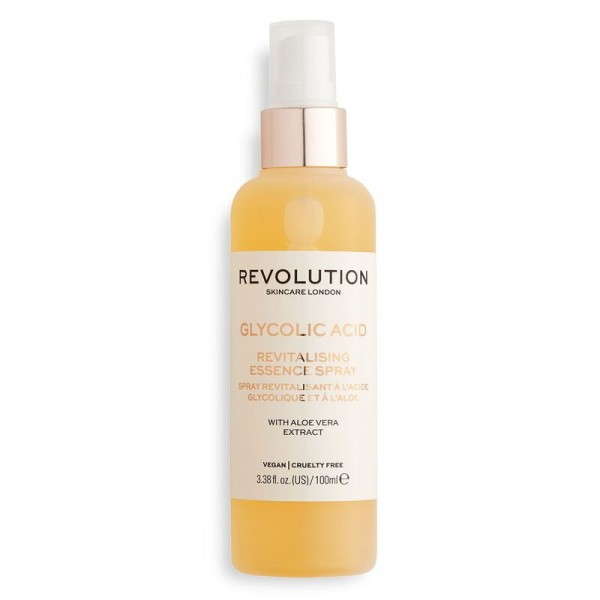 Revolution - Skincare Glycolic & Aloe Essence Spray
