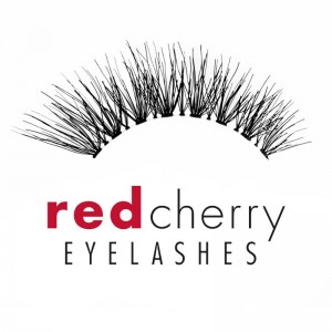 Red Cherry - False Eyelashes - Balencia
