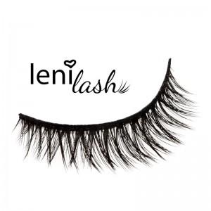lenilash - 3D-Eyelashes - Schwarz - Twinkle