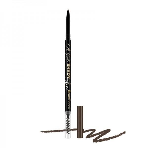 L.A. Girl - Augenbrauenstift - Shady Slim Pencil - Brunette