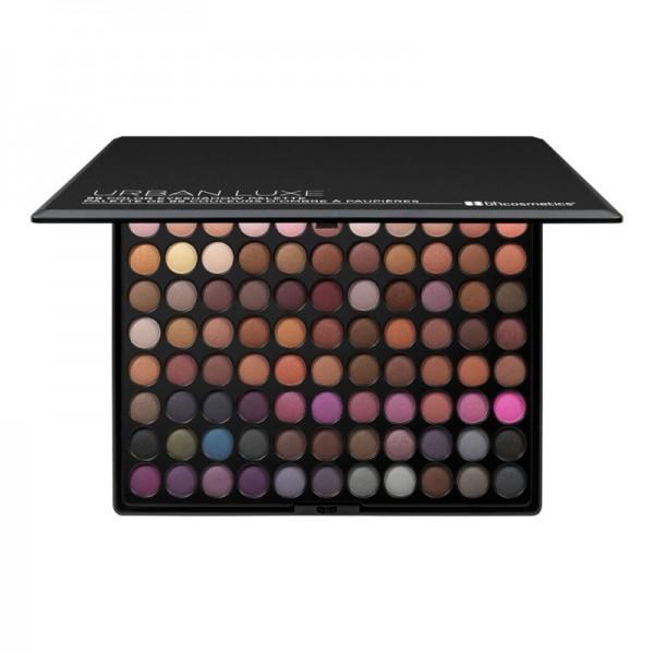 BH Cosmetics - Lidschattenpalette - Urban Luxe - 99 Color Eyeshadow Palette