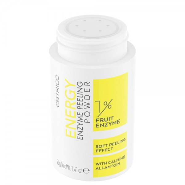 Catrice - Peeling-Puder - Energy Enzyme Peeling Powder