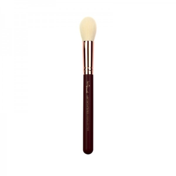 lenibrush - Kosmetikpinsel - Tapered Highlighter Brush - LBF10 - Midnight Plum Edition