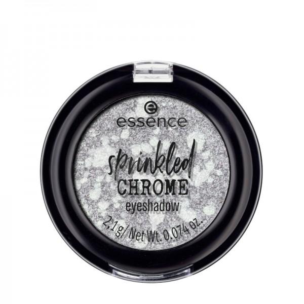 essence - sprinkled chrome eyeshadow 02 - Mercury