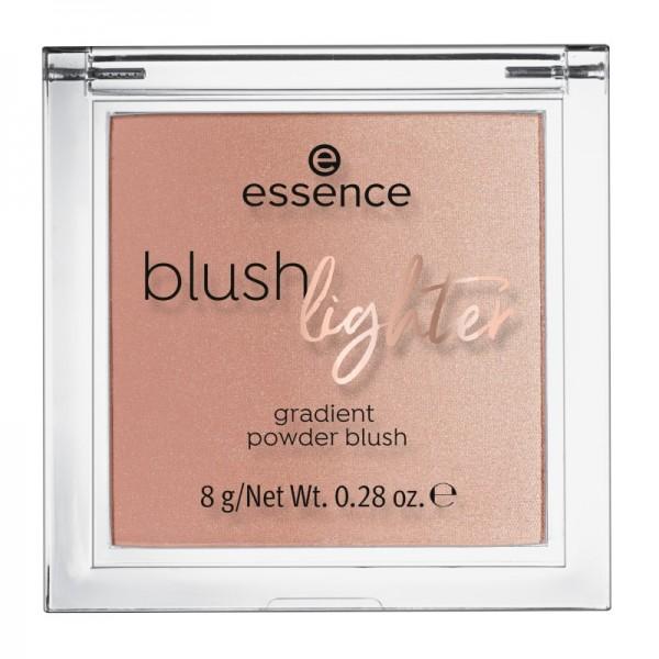 essence - blush lighter 01 - Nude Twilight