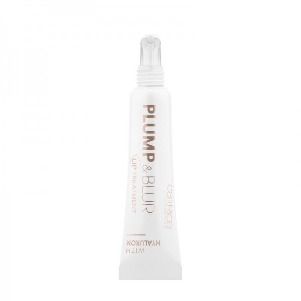 Catrice - Lippenpflege - Plump & Blur Lip Treatment 010 - Lip Perfector