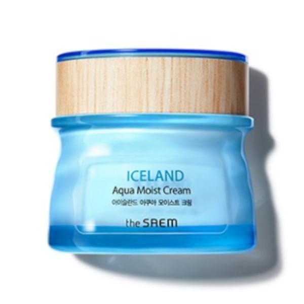 the SAEM - Gesichtscreme - Iceland Aqua Moist Cream