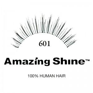 Amazing Shine - Falsche Wimpern - Wimpernbänder - Nr. 601 - Echthaar