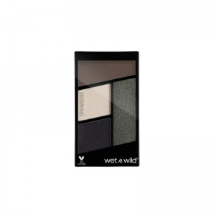 wet n wild - Color Icon Eyeshadow Quad - Lights Out