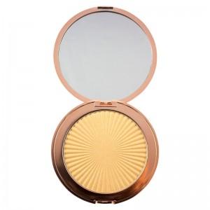 Makeup Revolution - Highlighter Powder - Skin Kiss Golden Kiss