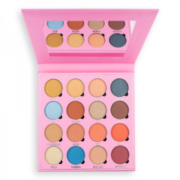 Makeup Obsession - Lidschattenpalette - All We Have Is Now Eyeshadow Palette
