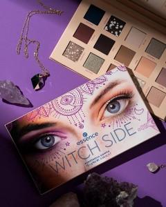essence - Lidschattenpalette - Witch Side eyeshadow palette