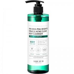Some By Mi - Duschgel - AHA BHA PHA 30 Days Miracle Acne Clear Body Cleanser