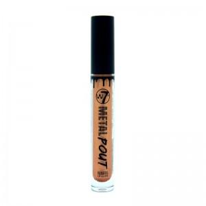 W7 Cosmetics - Lipgloss - Metal Pout Matte Lipgloss - Molten Laver