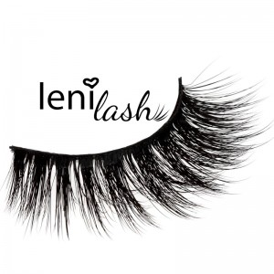 lenilash - 3D-Wimpern - Schwarz - Magic