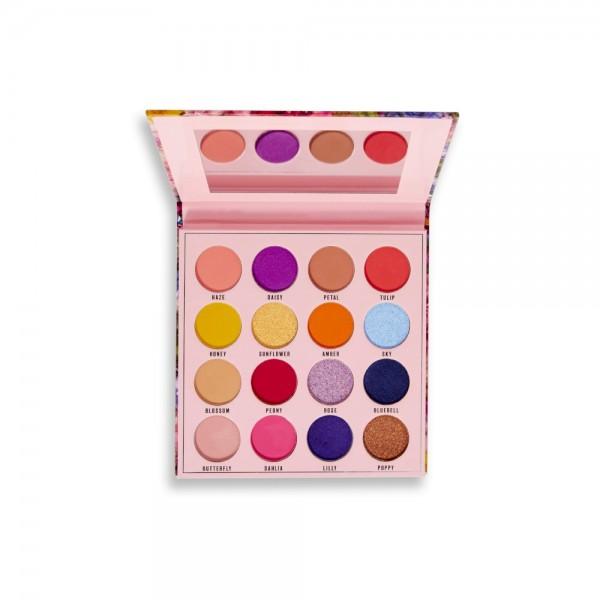 Makeup Obsession - Eyeshadow Palette - Flower Haze Shadow Palette