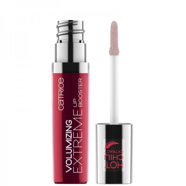 Catrice - Lipgloss - Volumizing Extreme Lip Booster 010 - Hot Plumper