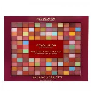 Revolution - Lidschattenpalette - 196 Creative Palette