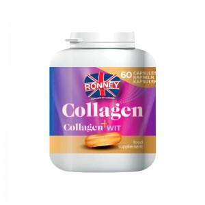 Ronney Professional - Nahrungsergänzungsmittel - Food Supplement Collagen + Vitamin C 60 capsules