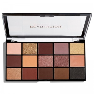 Makeup Revolution - Lidschattenpalette - Re-Loaded Palette - Velvet Rose