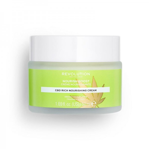 Revolution - Hautpflege - Skincare CBD Cream