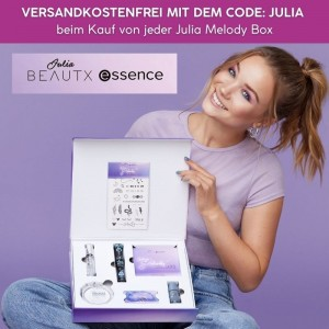 essence - Julia Beautx Melody Box
