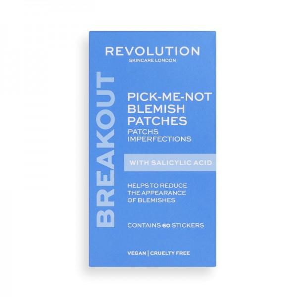 Makeup Revolution - Anti-Pickel-Sticker - Revolution Skincare Pick-me-not Blemish Patches