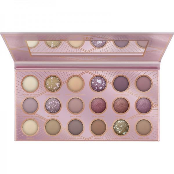 Catrice - Beauty Kingdom 18 Colour Eyeshadow Palette - Cherry & Nude