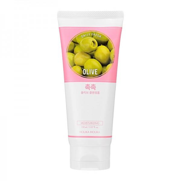 Holika Holika - Daily Fresh Olive Cleansing Foam - 150 ml