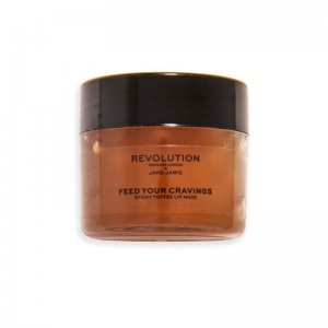 Revolution - Lippenmaske - Revolution Skincare x Jake Jamie Sticky Toffee Pudding Lip Mask