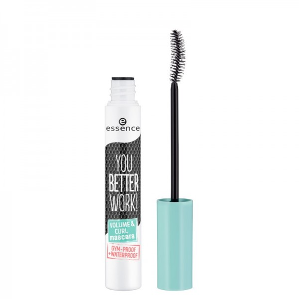 essence - Mascara - you better work! volume & curl mascara