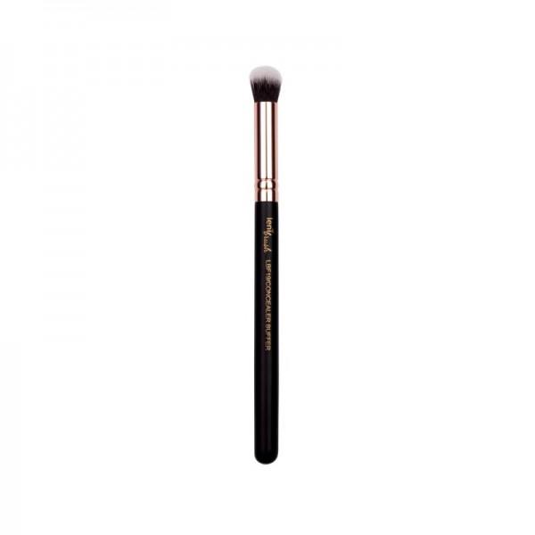 lenibrush - Small Concealer Buffer Brush - LBF19 - Matte Black Edition