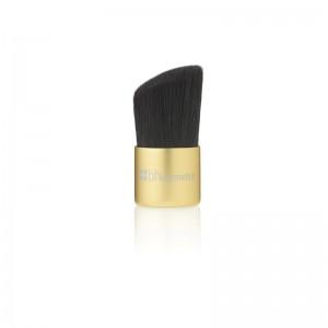BH Cosmetics - Brush 27 - Gold Mini Angled Kabuki