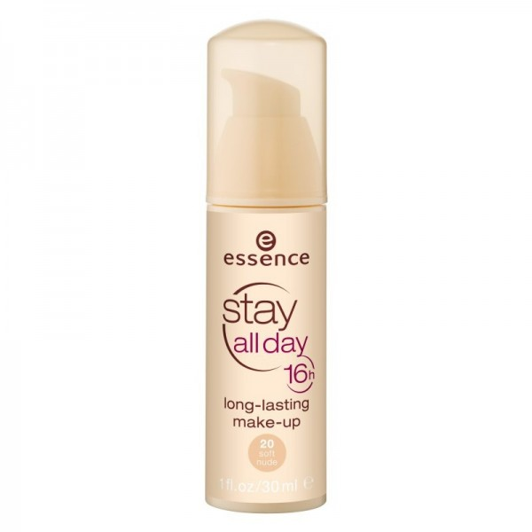 essence - stay all day 16h long-lasting make-up 20