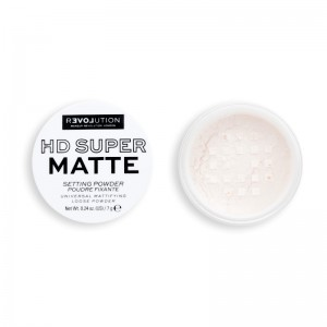 Revolution Relove - Puder - HD Super Matte Setting Powder