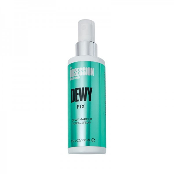 Makeup Obsession - Fixing Spray - Dewy Fix - Dewy Makeup Fixing Spray