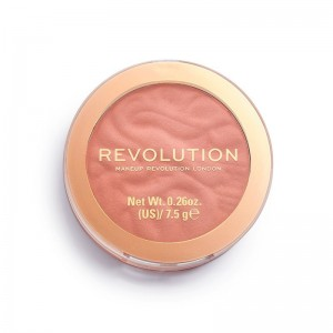 Revolution - Rouge - Blusher Reloaded - Rhubarb & Custard