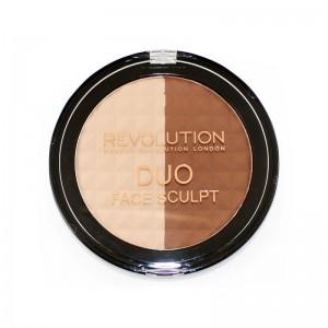 Makeup Revolution - Duo Face Sculpt